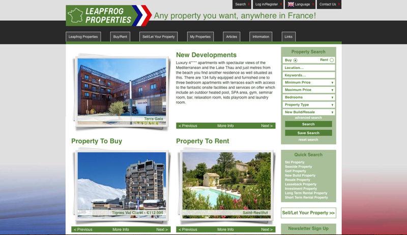 Leapfrog Properties